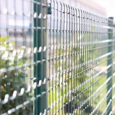 Montajul corect al plasei de gard