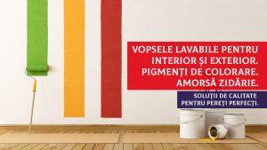 Vopsele lavabile-pigmenti-amorse