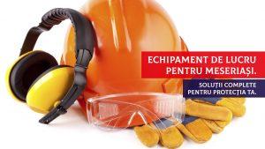Solutii complete de echipament de protectie